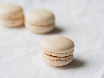 Vanilla Macaroons